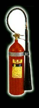 Carbon dioxide extinguisher,15type (Диоксид углерода огнетушитель, 15type)