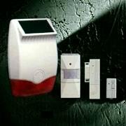 Solar Wireless Alarm System (Солнечная система беспроводной сигнализации)