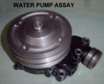 WATER PUMP ASSAY (Водяной насос АНАЛИЗА)