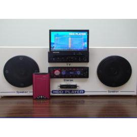HDD portable media player (HDD портативный медиа-плеер)