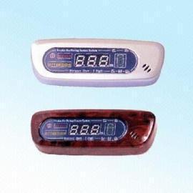Digital Parking Sensor LED Display in Various Finishes (Цифровые датчики парковки светодиодный дисплей в различной отделкой)