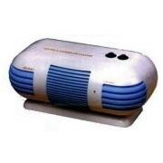 Desk top deodorization air cleaner