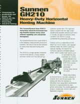 GH-210 Heavy Duty Tube Hone
