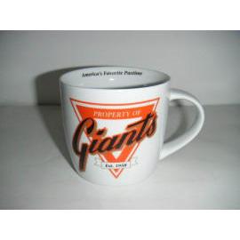 Ceramic Mug (Керамическая чашка)