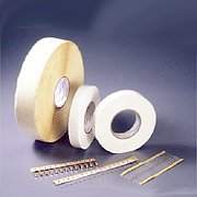 Belting Carrier Tapes for Automatic Insertion (Carrier Belting Rubans pour Insertion automatique)