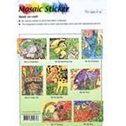 Mosaic Sticker-Craft Set MI01-08 (Мозаика стикер-мастеру MI01-08)