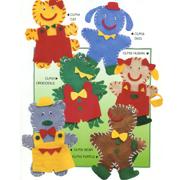 CLP01-06 Hand Puppet (CLP01-06 Hand Кукольный)