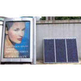 The light box of Solar energy that is low Power Consumption