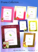 CANDY PHOTO FRAME