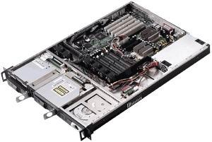 1U rackmount server (1U стоечный сервер)