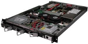1U rackmount server