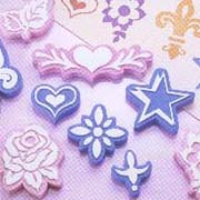 Decorative Foam Stamp (Декоративная Пена Stamp)