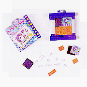 #947A Rubber Stamp Kits with Magnetic Styling (# 947A резиновый штамп комплекты с магнитной Стайлинг)