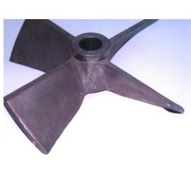 Heat-resistant cast alloy parts (Термостойкие литых деталей сплавом)