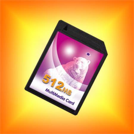 MMC / MMC Card / Flash Memory Card