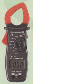 DIGITAL AC CLAMP METER (DIGITAL AC CLAMP METER)