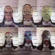 Halloween PVC Mask