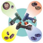 Gear box of power tool