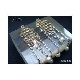 pearl earrings (Perle Ohrringe)