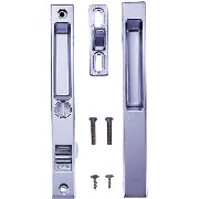 DOUBLE SLIDING DOOR LATCH