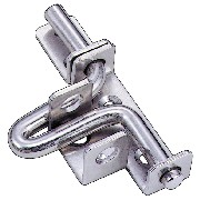 STAINLESS STEEL GATE BOLT (НЕРЖАВЕЮЩАЯ СТАЛЬ GATE BOLT)