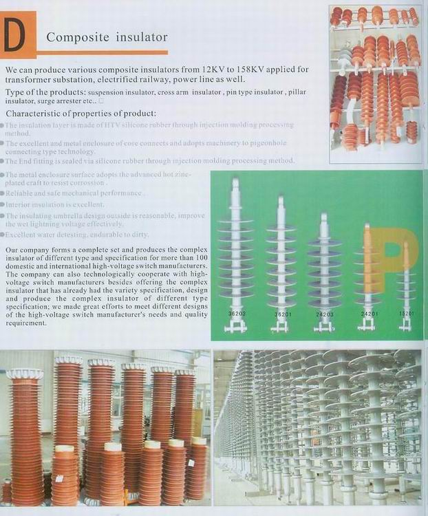 Fiberglass Epoxy Rod, Tube Composite Insulators