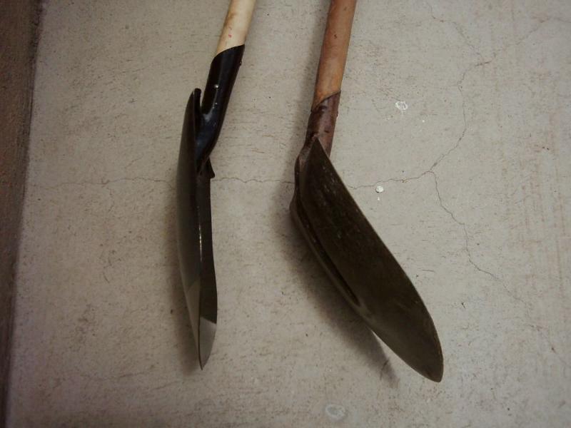 Shovels And Other Garden Tools (Лопаты и другие Садовые инструменты)