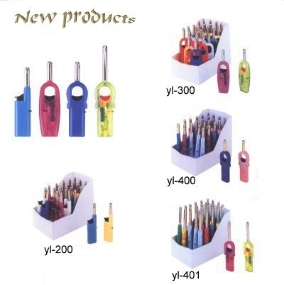 All Kinds Of BBQ Lighters And Kitchen Lighters