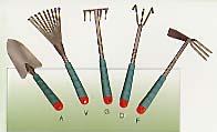 Garden Tools (Садовые инструменты)