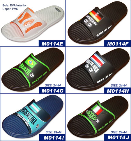 World Cup Sandals - EVA Injection NEW (World Cup Sandals - EVA Injection NEW)