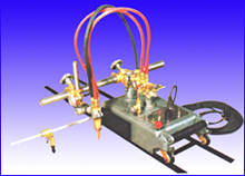 Gas Cutting Machine (Газорезательная машина)
