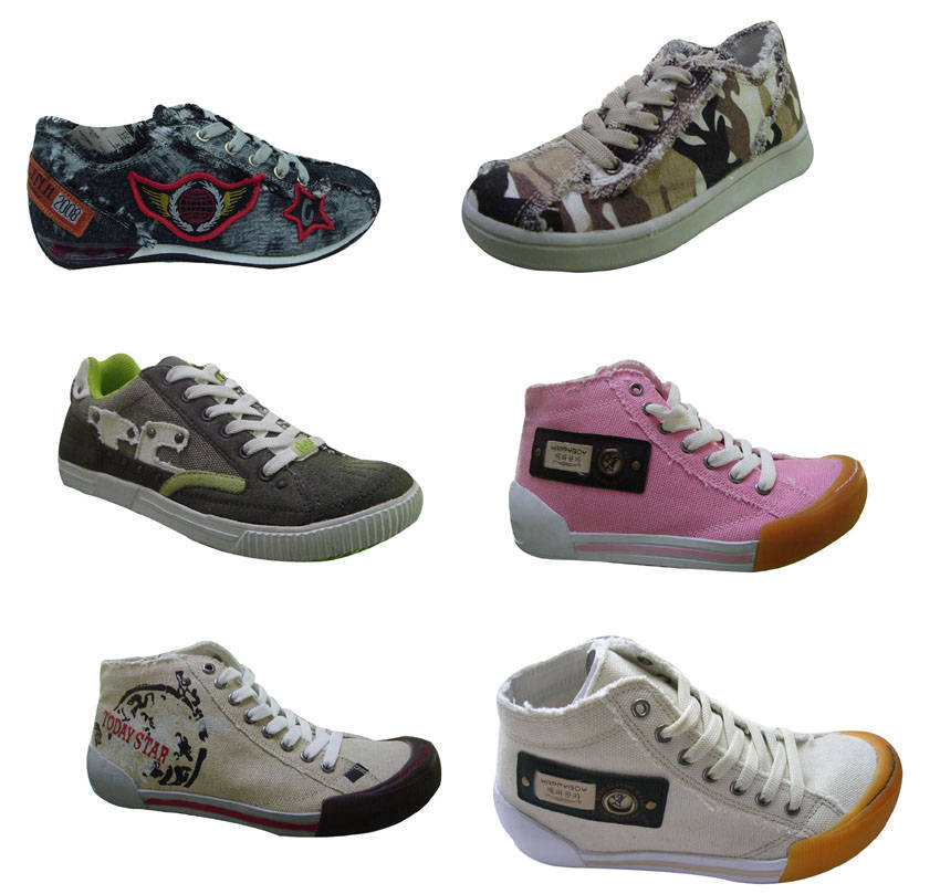 Offer Canvas Shoes (Предложения Canvas Shoes)