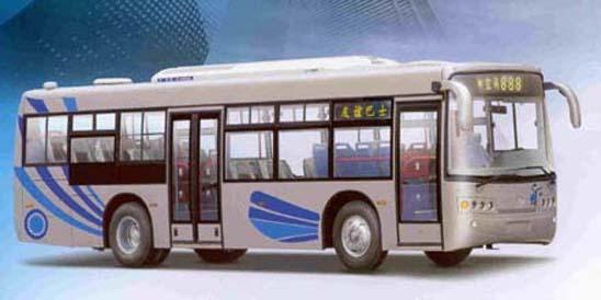 CNG Bus (СПГ автобус)
