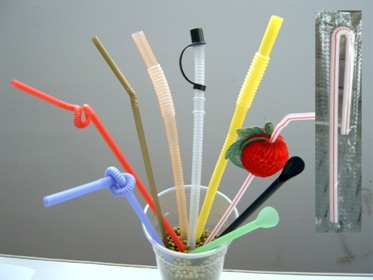 Plastic Drinking Straw / Plastic Straw / Straw (Plastic paille / plastique Paille / Straw)