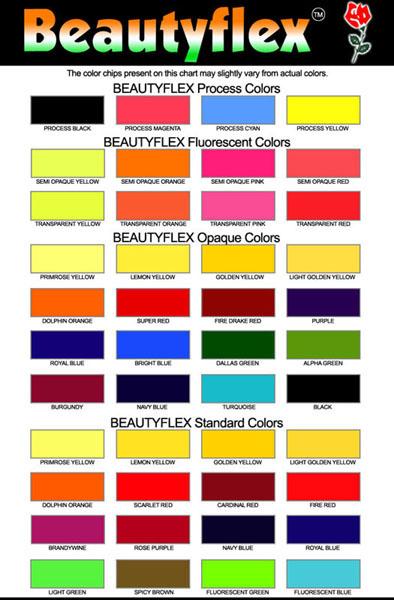 No Phthalate No PVC Textile Printing Screen Inks (Нет фталат без ПВХ текстильной трафаретной печати чернила)