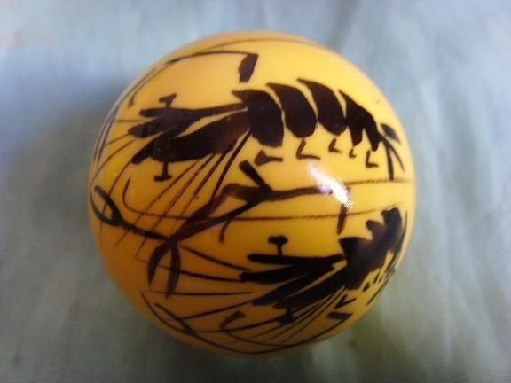 Metal Ball (Iron Ball) (Металлический шар (Iron Ball))