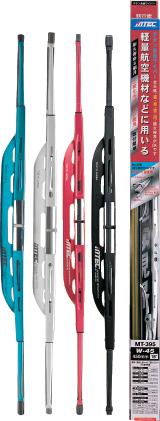 Mtec Titanium Alloy Windshield Wiper Blades (Mtec титанового сплава Щетки стеклоочистителя лобового)