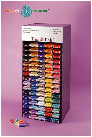 Dor Tak Thread Display Stand