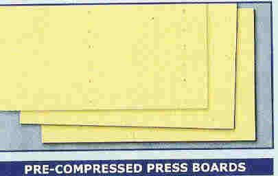 Transformer Board / Pressboard For Transformer Industry (Трансформатор совета / картон для трансформаторных промышленность)