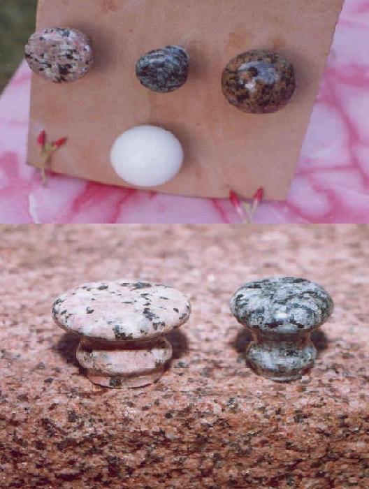 Granite Knob (Гранит Ручка)