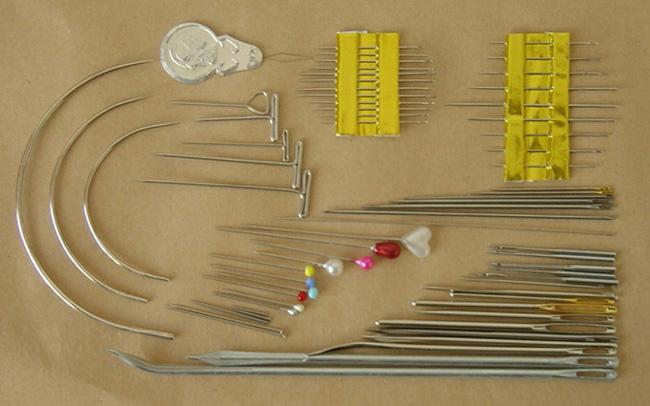 Sewing Needles (Иглы)
