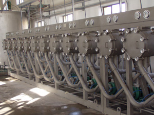 Corn Starch Extraction Machinery (Corn Starch Extraction Machinery)