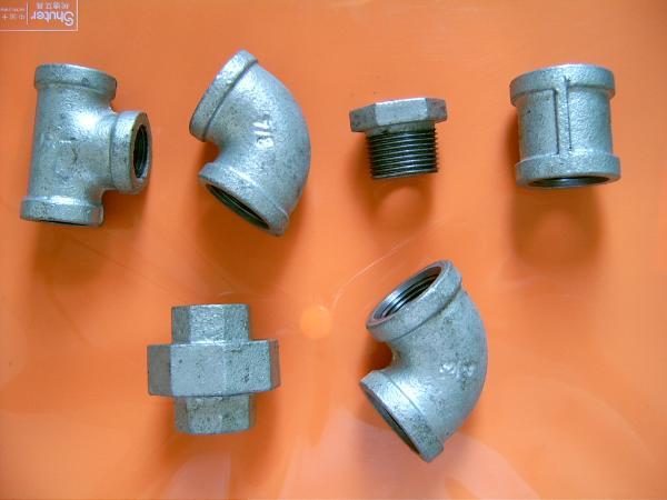 Malleable Iron Pipe Fittings (Ковкого чугуна трубы оборудование)