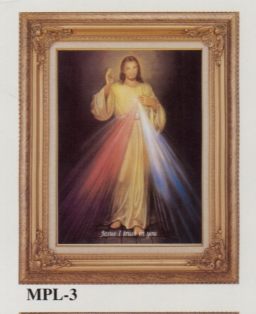 Religious Moving Picture Lamp (Религиозные Moving Picture лампа)