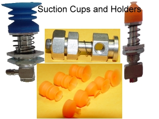 Suction Cups And Holders (Присоски и держатели)