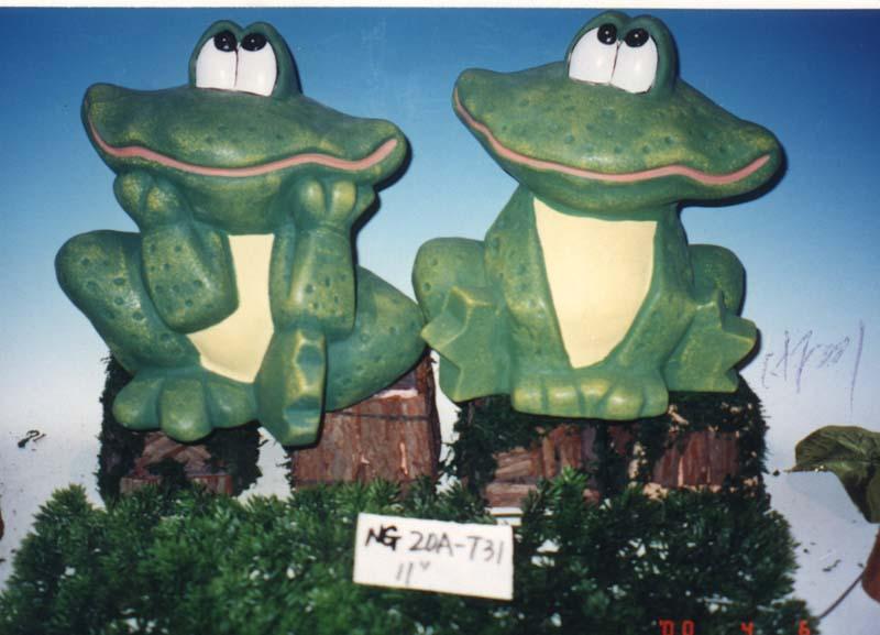 Terra Cotta Frog (Terra Cotta лягушка)
