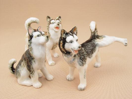 Miniaure Animal Ceramic (Miniaure animaux en céramique)