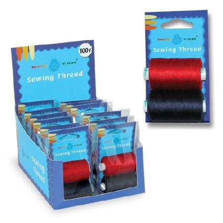 Handy Packs Of Sewing Thread In Counter Display (Handy пачек швейных ниток в борьбе Дисплей)