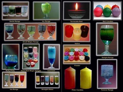 Candles & Aromatic Diffusers (Ароматические свечи & Диффузоры)