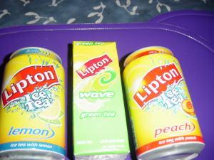 Lipton Ice Tea 24 X 325 Ml Cans (Lipton Ice Tea 24 X 325 ml Bidons)
